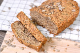 Glutenfreies Low-Carb Brot