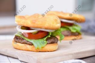 Low-Carb Hamburger