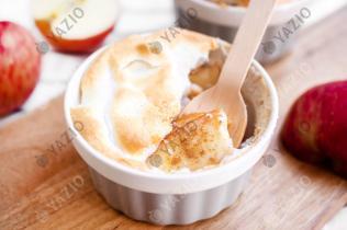 Apple Meringue Dessert