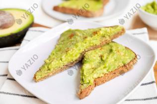 Warmer Avocado-Toast