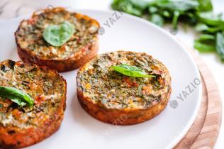 Egg & Spinach Tartlets