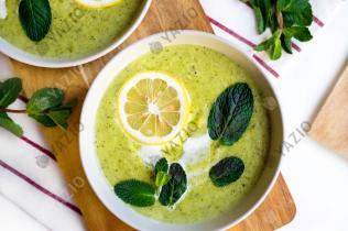 Potato & Broccoli Soup