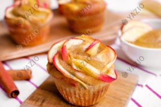 Apple Rose Muffins