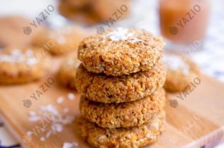Biscoitos de cenoura