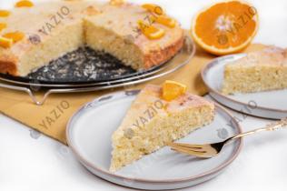 Gâteau de semoule arabe