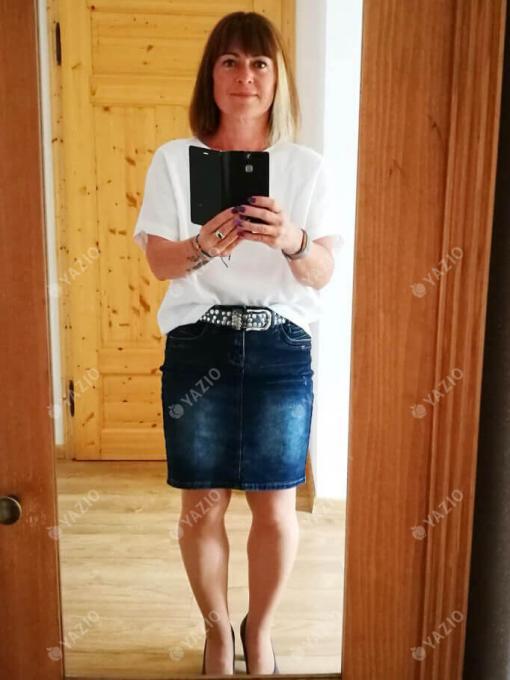 Silja perdeu 37 kg, a história de sucesso