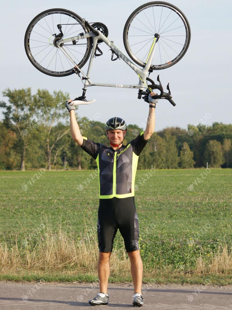 Andreas hat 49 kg abgenommen, seine Erfolgsgeschichte