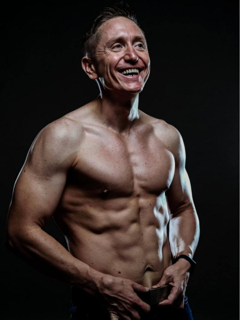 Vitaly a perdu 32 kg, sa réussite