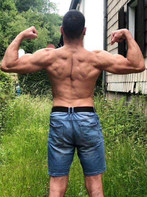 Ali hat 11 kg abgenommen, seine Erfolgsgeschichte
