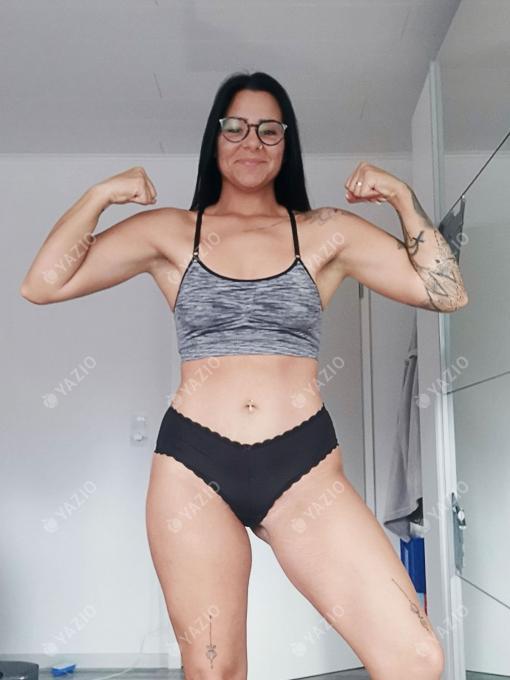 Kim hat 12 kg abgenommen, ihre Erfolgsgeschichte