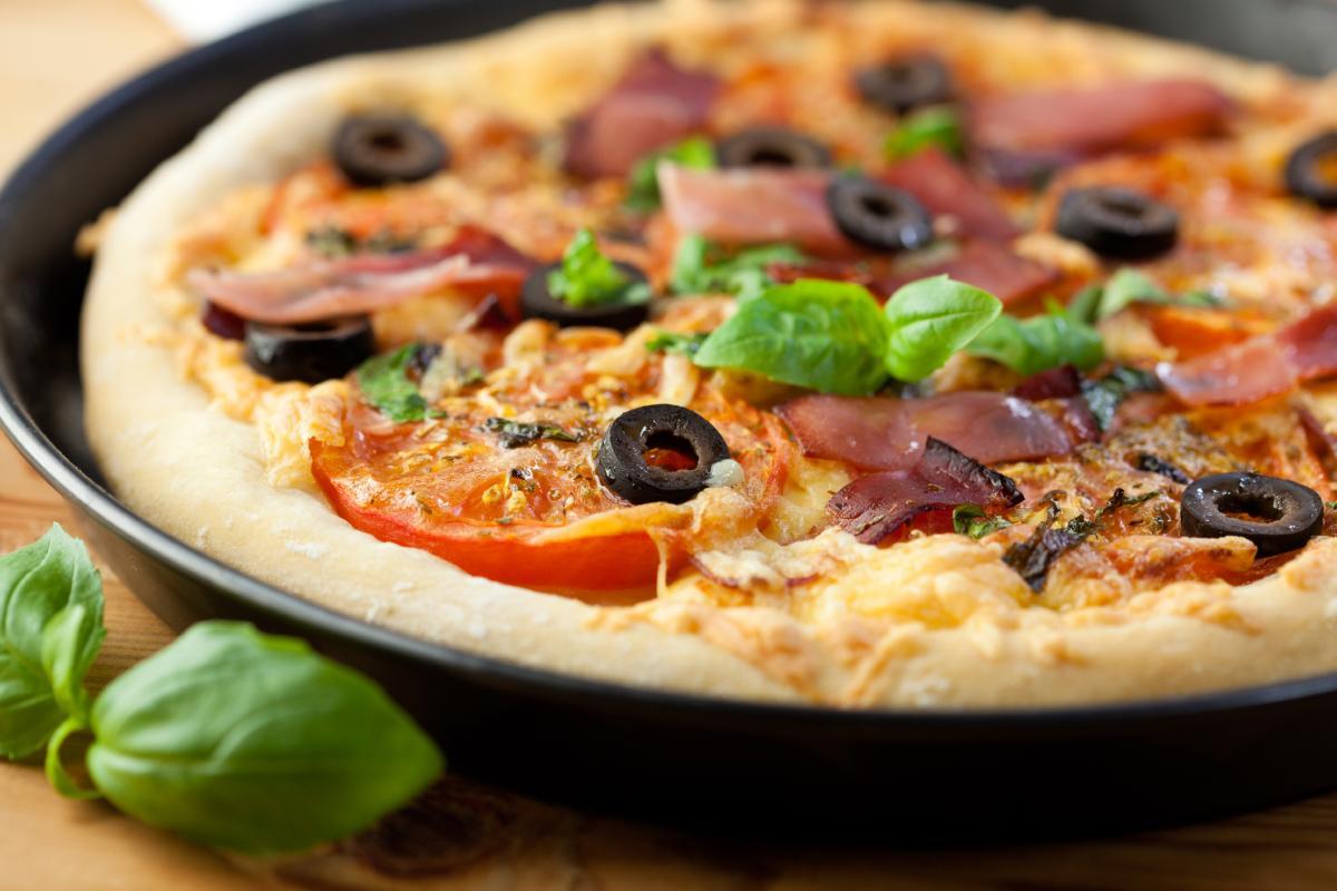 Pizza Tabla De Calorias Y Nutricional Yazio