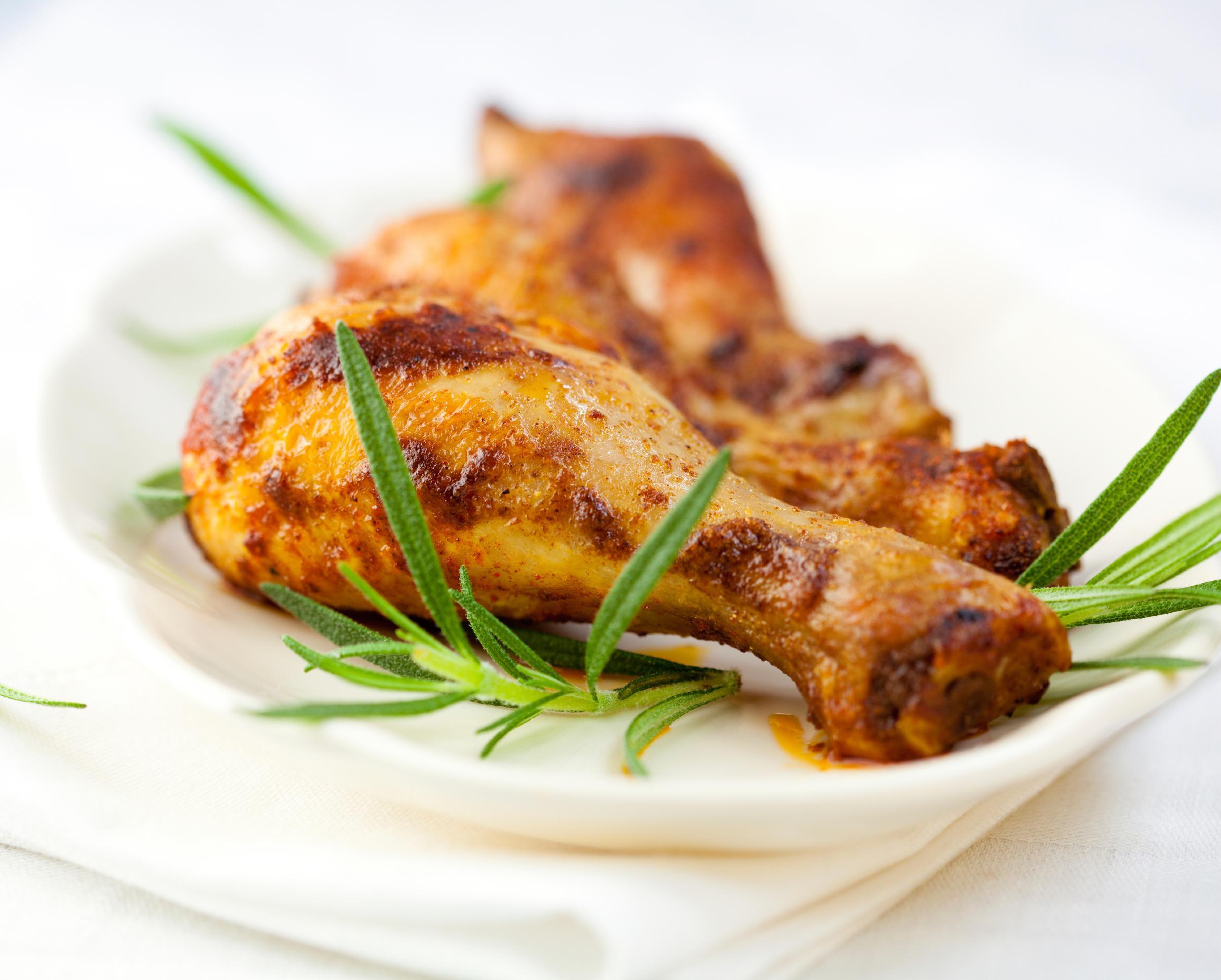 Pechuga de pollo cruda valor nutricional